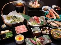 ■夕食■新潟のよいところを味わっていただきたい。気持ちもゆっくりとするような宿ごはんです