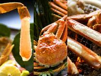 ★一番人気★上質の温泉&蟹フル&選べる1品♪活アワビ♪但馬牛♪地魚造り♪