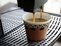 ウエルカムコーヒー(お部屋にお持ち込いただけます。)