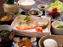 【朝食】朝の元気の源を優しい手作り料理でおもてなし