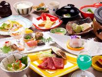 【四季折々の創作会席】素材の旨味を引き出した料理の数々を召し上がりください