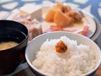 ●朝食付●地場産野菜と新潟の旨味をたっぷり使ったヘルシー朝ごはん