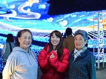 *【妙高ハピネスイルミネーション】約160万球のLEDを使用した美しい夜景をお楽しみください♪