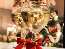 ★クリスマスディナープラン★本場仕込みのフレンチフルコースとワインでかんぱ~~い★フルボトルワイン付
