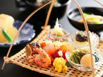 日本料理【吉兆】職人技をご堪能ください(一例)