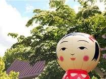 Yottaさん作:イッテキマスNIPPONシリーズ「花子」、7月12日まで皆様をお出迎えします☆