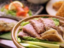 ◆こだわり野菜と上質な雫石牛が心もお腹も満たされます。