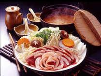 冬の定番【しし鍋】