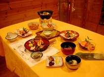 2006年度冬季夕食