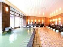 【大浴場・露天風呂】3階 温泉大浴場(露天・サウナあり)