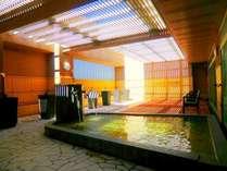 【大浴場・露天風呂】2015年7月リニューアル!