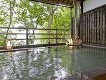 ◆貸切露天風呂30分サービス!/眺めも抜群の露天風呂で自分たちだけの時間をどうぞ※通常有料です