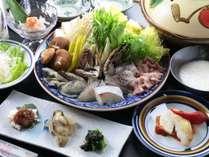 女将が手間をかけ作る料理は手作りで品数も豊富で、ここでしか味わえない『女将の味』。