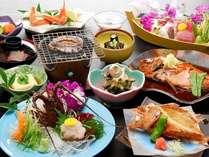 【一番人気】海の幸5大味覚を姿盛りプラン朝夕部屋食で!