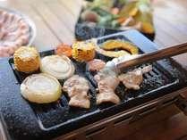 【土曜日・夏期限定】高原BBQでお腹いっぱいに!