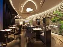 【カフェレストラン「クオーレ」】宿泊者以外でも立ち寄る事ができます。アフタヌーンティーもあります