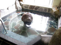*【梅ヶ島温泉】男女入替制の内湯にて、美人をつくる湯を存分にご堪能ください!