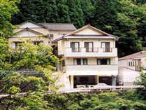 梅ケ島温泉 くつろぎの宿 梅の家旅館