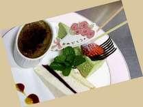 【旬のお刺身舟盛り】&【記念日orお誕生日デザート付き】お値段そのまま♪