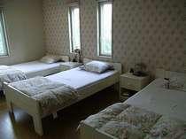 3ベッドのお部屋です。