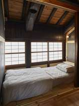 【男女共用相部屋】1段ベッド Mixed Dorm・Single bed