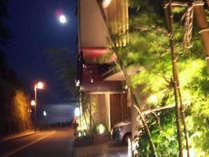 ~上弦~月灯りと街歩きを楽しむ秋旅◆秋の夜長は部屋食会席と温泉でのんびり過ごす温泉デート☆