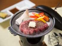 【贅沢の一品!】上州牛のステーキ付きバイキングプラン♪