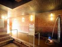 自慢のラドン温泉で体の芯から温まってください。