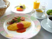 【じゃらん限定】ふわふわオムレツセットの朝食付きで15時C/IN~10時C/OUT