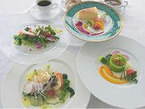 季節の鮮魚ディナー春(イメージ)