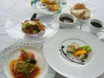 季節の鮮魚ディナー「秋」(イメージ)