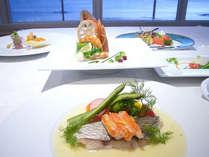 鮮魚ディナー(イメージ)