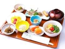 美味しい!優しい!嬉しい!南洲館の朝ご飯。あっさり野菜スープで味わう鹿児島ブランド黒豚レタスしゃぶ