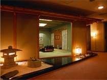 VIP専用/貴賓室(展望露天風呂付)のお部屋一例