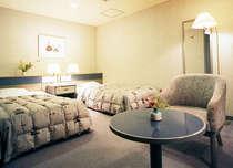 B&H館ツインルーム