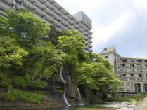 大江戸温泉物語 那須塩原温泉 ホテルニュー塩原 (栃木県)