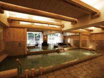 湯仙峡 温泉大浴場