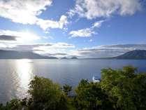 ■湖水側客室からの眺望イメージ
