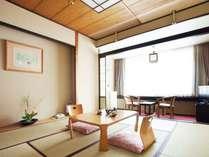 【和室8-10畳/30-35平米】畳の上に寝転ぶひと時も、和室ならではの愉しみ