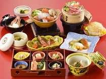【和食会席/遊華の宴】旬の味覚をちりばめた、お値打ちの和食会席膳 ※献立イメージ