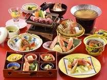 【和食会席/膳の宴】北海道の美味を中心に、一品一品に心をつくした和食会席膳 ※献立イメージ