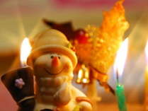 花いち特製ローストチキン&クリスマスケーキ&スパークリングワインの特典が付いたクリスマスプランです。
