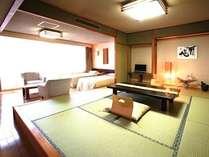 客室一例(和洋室)