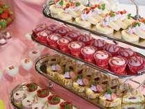 3月1日~5月31日栃木名物郷土料理といちごと苺づくしデザート♪