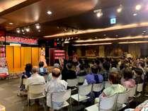 【観覧無料】毎日開催!昭和・平成の歌謡ショー ※ロビー特設会場にて