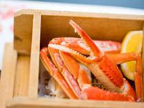 冬のお料理一例:酢物本ズワイ蟹
