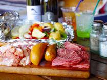 【BONDI CAFE】夏季期間限定☆夕食はガーデンBBQ♪サマーリゾートプラン(朝夕食付)