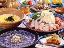 冬の魅力は…ふぐ!ふぐのコースを贅沢に♪雑炊で最後の最後まで味わいつくす!