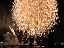 【夕食は広間にてグレードアップ会席】2,500発の花火が見えるお部屋確約プラン【2018年8月4日土曜日限定】