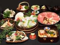 秋の高級味覚☆松茸と瀬戸内の海鮮を堪能♪松茸会席プラン